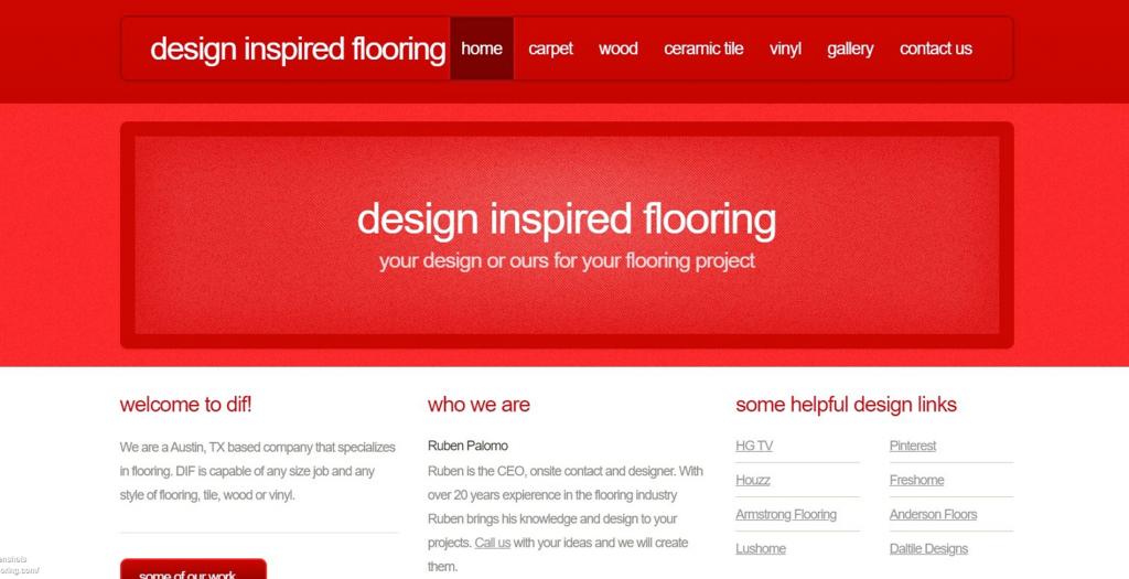 Design Inspired Flooring