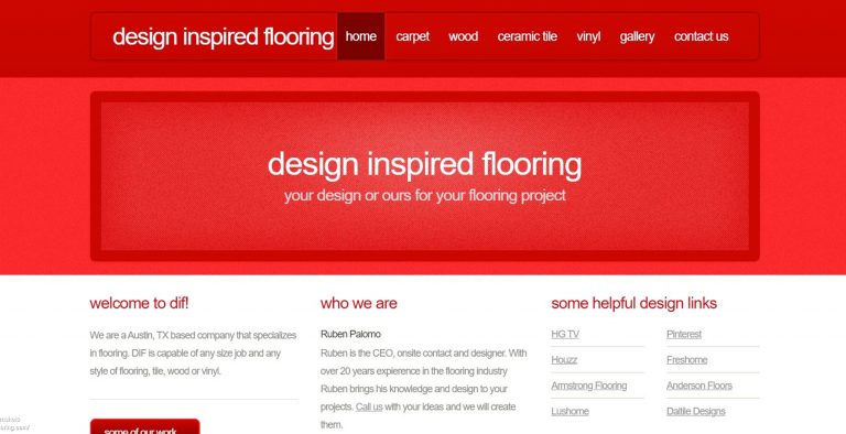 Design Inspired Flooring